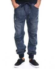 Jeans & Pants - Denim Jogger Pant