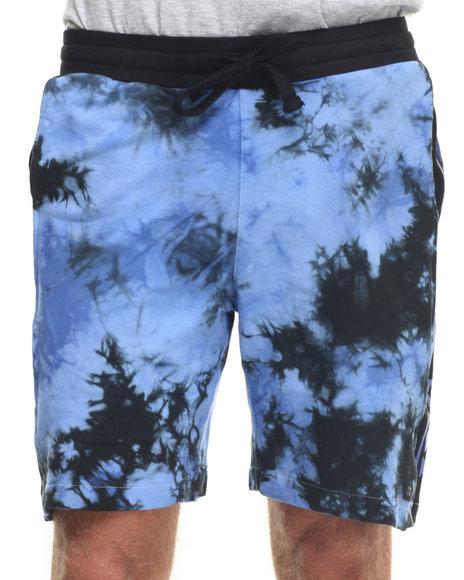 Ur-ID 217778 Insight - Men Blue Dreamscape Fleece Short