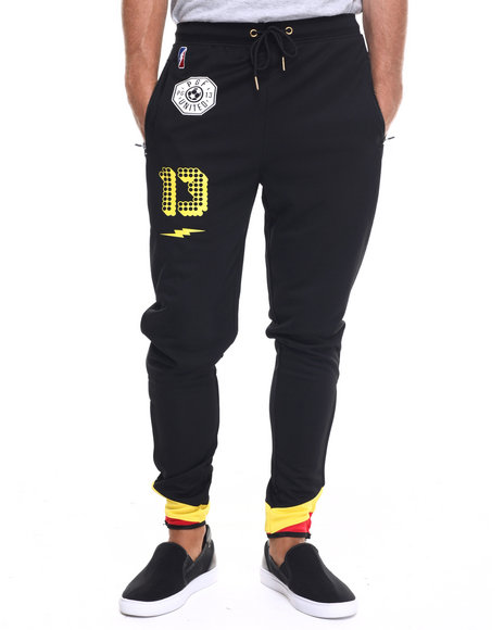 Ur-ID 217779 Post Game - Men Black United Futbol Soccer Pants