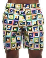 Shorts - Zig Zag Cube Boardshort
