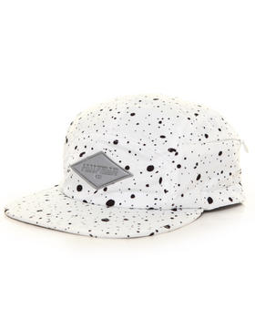 Hats - shadow splash camp cap