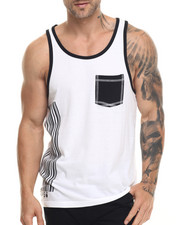 Shirts - Bar Code tank top