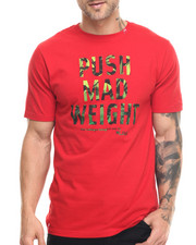 Shirts - Push Weight T-Shirt