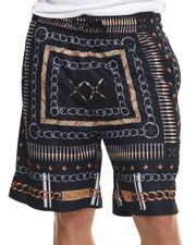 Buyers Picks - Bullet Chains Mesh Shorts