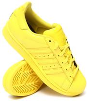 Girls - Supercolor Superstar Tonal J Sneakers x Pharrell (3.5-7)
