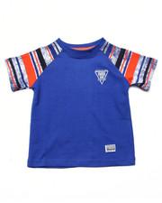 T-Shirts - RAGLAN TEE (2T-4T)