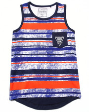 Boys - STRIPED TANK (8-20)