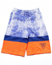 Shorts - CUT & SEW FRENCH TERRT SHORTS (8-20)