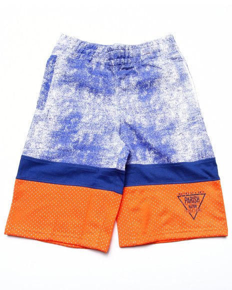 Parish Blue Shorts