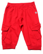 Bottoms - CARGO JOGGER SHORTS (8-20)