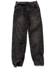 Akademiks - ACID WASH DENIM JOGGERS (8-20)