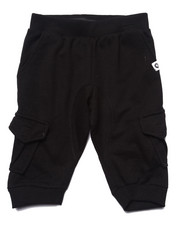 Bottoms - CARGO JOGGER SHORTS (4-7)