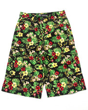 Shorts - TROPICAL CARGO SHORTS (8-20)