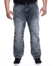 Jeans - Bleach Wash Denim (B&T)