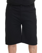 Parish - Solid Denim Short (B&T)
