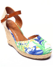 Fashion Lab - Jane Printed Espadrille