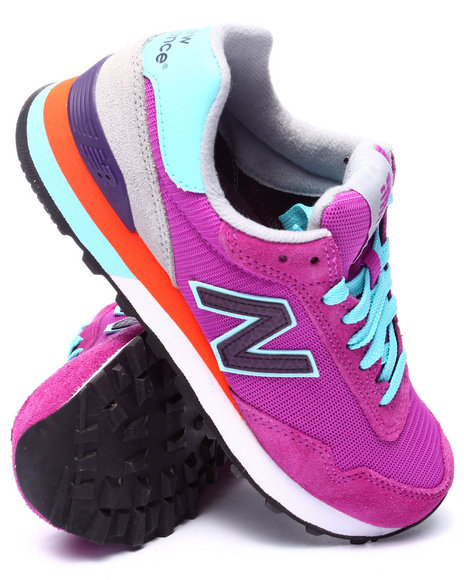 Ur-ID 217789 New Balance - Women Violet 515 Modern Classics Sneakers