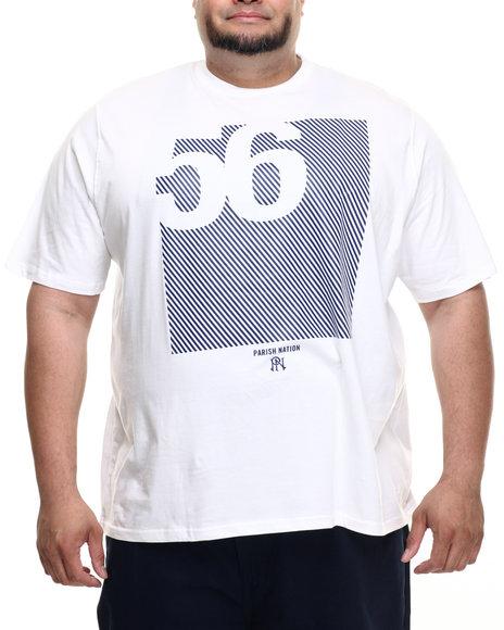 Ur-ID 217889 Parish - Men Navy Graphic T-Shirt (B&T)
