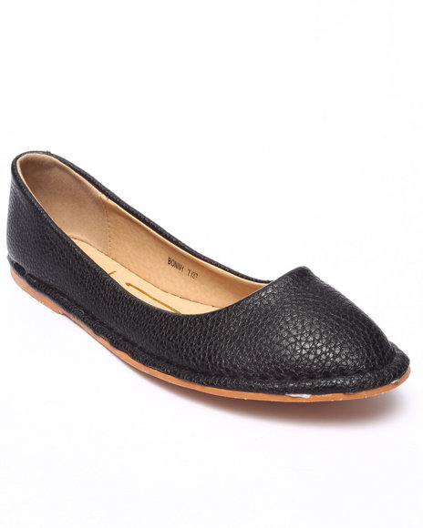 Fashion Lab - Women Black Bonny Flat - $16.99
