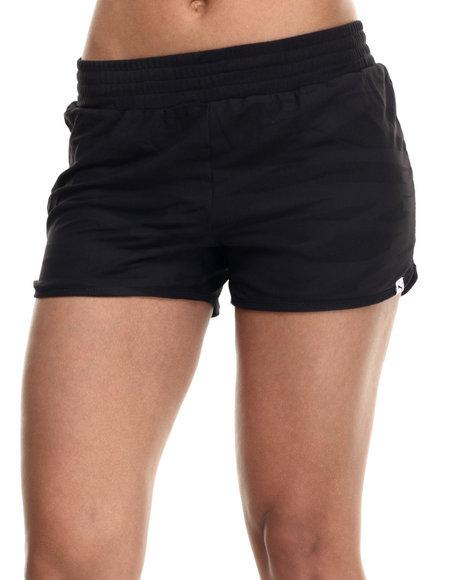 Ur-ID 217942 Puma - Women Black Mesh It Up Shorts