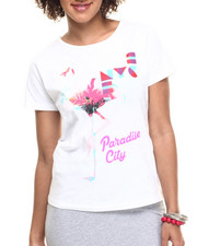 Tees - Paradise NYC Graphic Tee