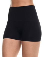 DRJ Lingerie Shoppe - High Waist Tummy Tucker Seamless Short