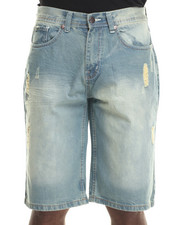 Akademiks - Jeffry Denim Shorts
