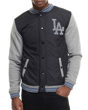 NBA, MLB, NFL Gear - Los Angeles Dodgers Varsity Jacket
