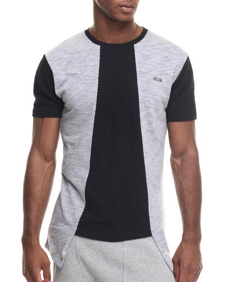 Buyers Picks - Men Grey S M A C King V - Line S/S Tee