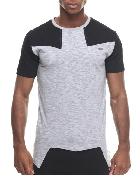 Buyers Picks - Men Black S M A C King V - Line S/S Tee