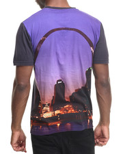 Men - St. Louis Cardinals Metro Sublimation Premium s/s tee