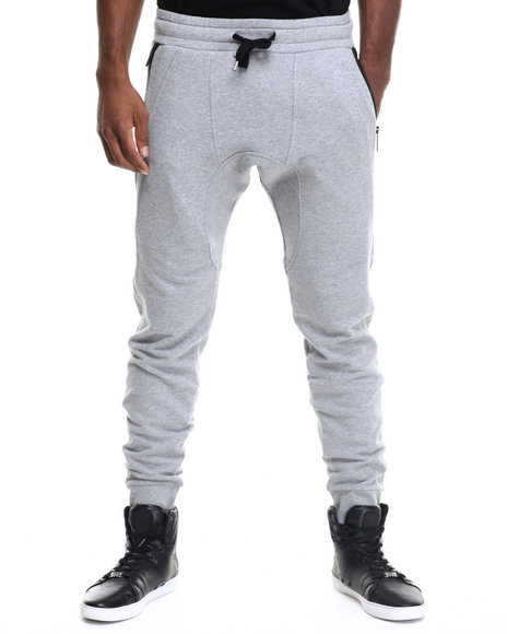 Buyers Picks - Men Grey S M A C King Long Joggers