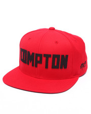 Men - SSUR COMPTON Snapback Hat