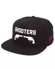 Men - SSUR SHOOTERS Snapback Hat