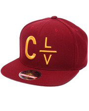 American Needle - Cleveland Divided snapback hat