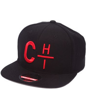 American Needle - Chicago Divided snapback hat