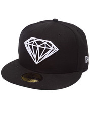 Fitted - Diamond Supply Co Brilliant New Era Fitted Cap