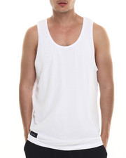 Shirts - Mesh Overlay Tank