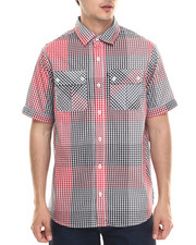 Shirts - Cashing Checks S/S Button-down