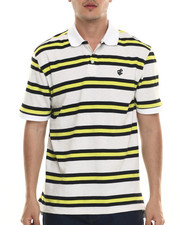 Shirts - Macro Stripe Polo