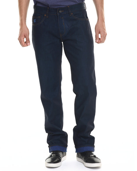 Rocawear - Men Indigo Lifetime Jeans