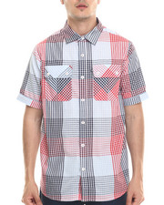Men - Cashing Checks S/S Button-down