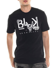 Shirts - Blak Is Beautiful Tee