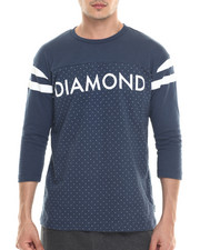 The Skate Shop - Micro Diamond Football Top