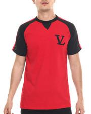 Men - V L Floral T-Shirt