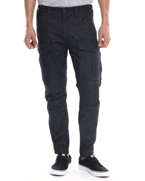 Rocawear Blak - Men Dark Indigo Nep Denim Jeans