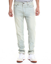 Jeans & Pants - Bleach Tint Jeans