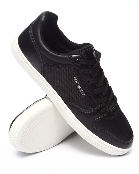 Ur-ID 218139 Rocawear - Men Black Rocawear Classic Lace Up Sneaker