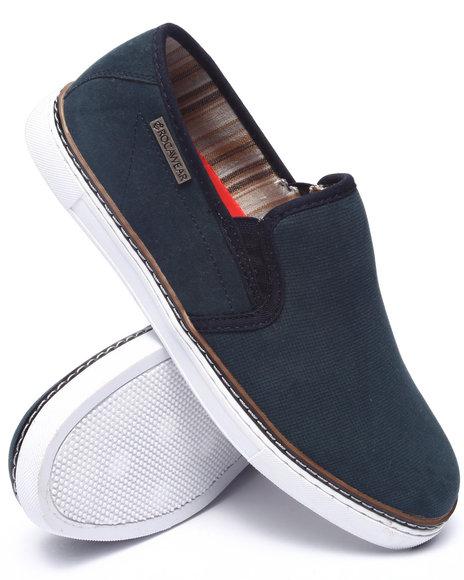 Rocawear - Men Navy Classic Slip-Ons Sneakers