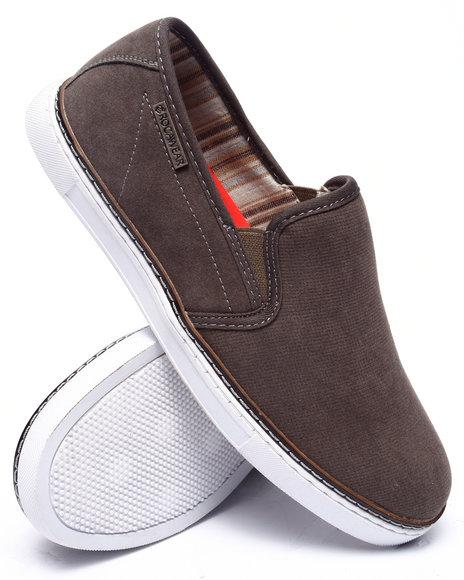 Ur-ID 218163 Rocawear - Men Grey Classic Slip-Ons Sneakers